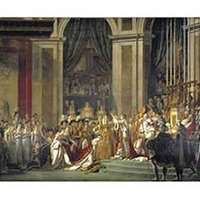 the coronation of emperor napoleon