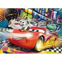 Cars - 104pc - 3D Effect Puzzle