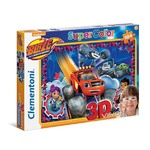 Blaze and the Monster Machines - 3D Vision - 104pc