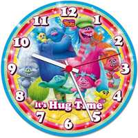 Trolls - Clock Puzzle - 96pc
