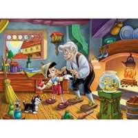pinocchio - ready for school 24 piece maxi puzzle