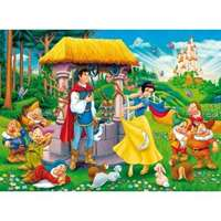 snow white - wishing well 24 piece maxi puzzle