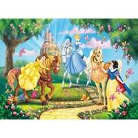 disney princess - horses 24 piece maxi puzzle
