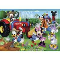 mickey mouse - mickeys fun farm 24 piece maxi puzzle