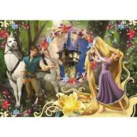 rapunzel - let down your hair 24 piece maxi puzzle