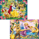 Disney Princesses - 2 x 20pc