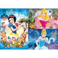 Disney Princesses - 3 x 48pc