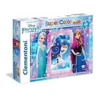 Frozen - Supercolour - 60pc