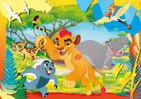 The Lion Guard - 60pc