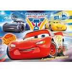 Pixar Cars - 104pc