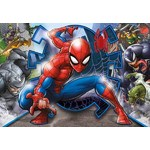 Marvel Spiderman - Supercolour - 104 piece