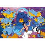 Disney - Aladdin - 104pc