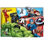 Marvel Avengers - 104pc