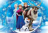 Frozen - Make Your Own Magic - 104pc