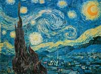 Starry Night - Vincent van Gogh - 500pc