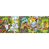 disney animal friends panoramic