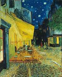 Van Gogh - Cafe Terrace at Night - 1000pc