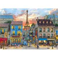 Street of Paris - 1500pc