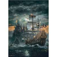 The Pirate Ship - 1500pc