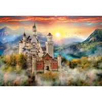 Neuschwanstein - Germany - 2000pc