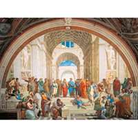 The School of Athens - 500pc