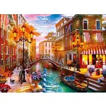 Sunset over Venice - 500pc