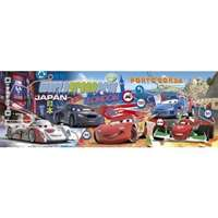 disney cars 2 - panoramic