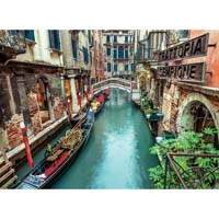 Venice - Canal - 1000pc