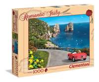 Romantic Italy - Capri - 1000pc