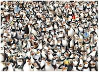 Madagascar - Penguins - 1000pc Impossipuzzle