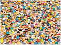 Tsum Tsum - Impossipuzzle - 1000pc