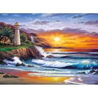 The Lighthouse - 1000 piece