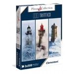 Lighthouses - 3 x 500pc