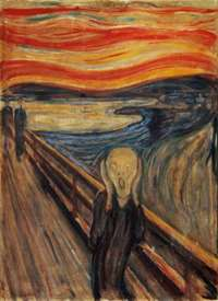 Edvard Munch - The Scream - 1000pc