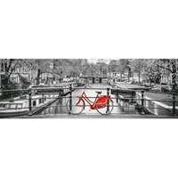 Amsterdam Bike - Panoramic - 1000pc