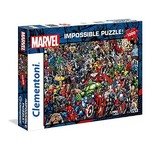 Marvel - Impossible Puzzle - 1000pc