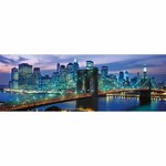 New York - Brooklyn Bridge - 1000pc Panoramic