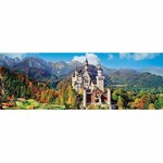 Neuschwanstein - 1000pc Panoramic