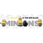 Despicable Me 3 - Yellow is the New Black - 1000pc Panoramic