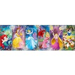 Disney Princesses - 1000pc Panoramic