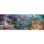 Pixar - Cars - 1000 piece Panoramic