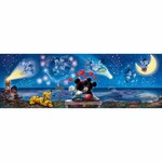 Disney - Mickey and Minnie - 1000 Piece Panoramic