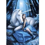 Blue Moon - Anne Stokes - 1000pc