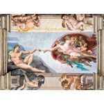 Michelangelo - The Creation of Man - 1000pc
