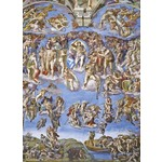Michelangelo - Universal Judgement - 1000pc