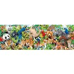 Wildlife - Panoramic - 1000pc