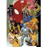 80 Years of Marvel - 1000pc