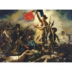 Delacroix - Liberty Leading the People - 1000pc