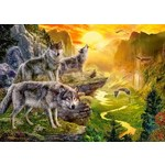 Valley of the Wolves - 500pc
