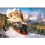 Steam Train - 1000pc